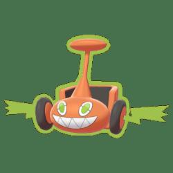 Pokemon Sword and Shield - Rotom Mow