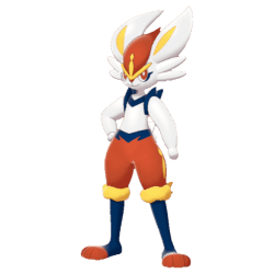 Pokemon Sword and Shield - Cinderace