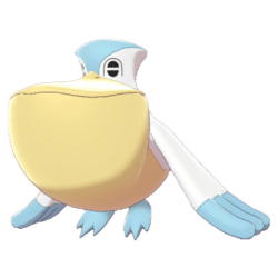 Pokemon Sword and Shield - Pelipper