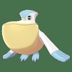 Pokemon Sword and Shield - Pelipper