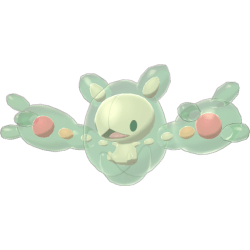 Pokemon Sword and Shield - Reuniclus