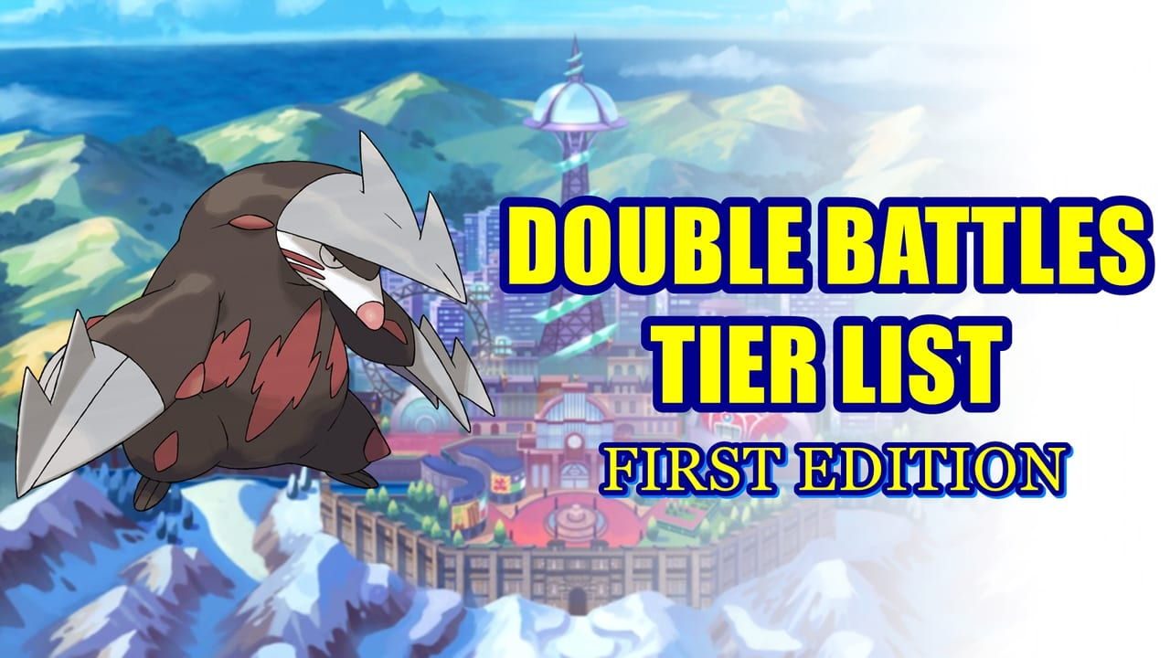 Pokemon Sword And Shield Double Battles Tier List First