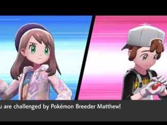 Pokemon Sword and Shield - Battle Tower Matthew