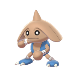 Pokemon Sword and Shield - Hitmontop