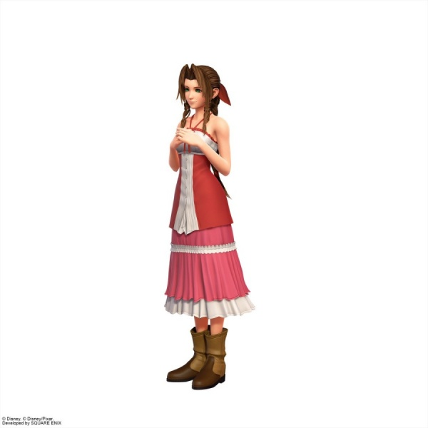 Kingdom Hearts 3 Re:Mind - Character Models