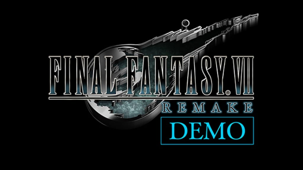 Final Fantasy 7 Remake - FF7 Remake Demo Uncovered from Recent PSN Listing