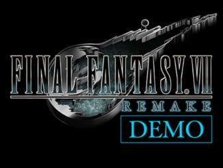 Final Fantasy 7 Remake - Demo