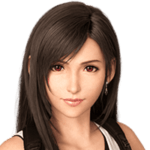 Final Fantasy VII Remake - Tifa Lockhart Icon