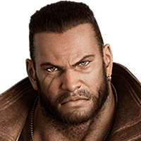 Final Fantasy 7 Remake / FF7R - Barret Wallace