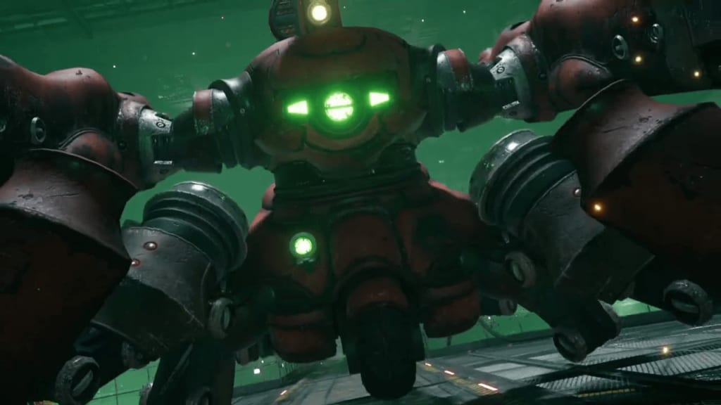 Final Fantasy 7 Remake / FF7 Remake - Scorpion Sentinel Boss Guide