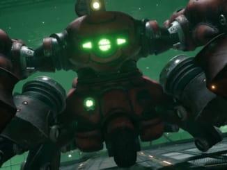 Final Fantasy 7 Remake / FF7R - Scorpion Sentinel