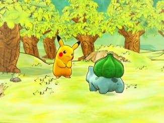Pokemon Mystery Dungeon: Rescue Team DX - Announcement Trailer