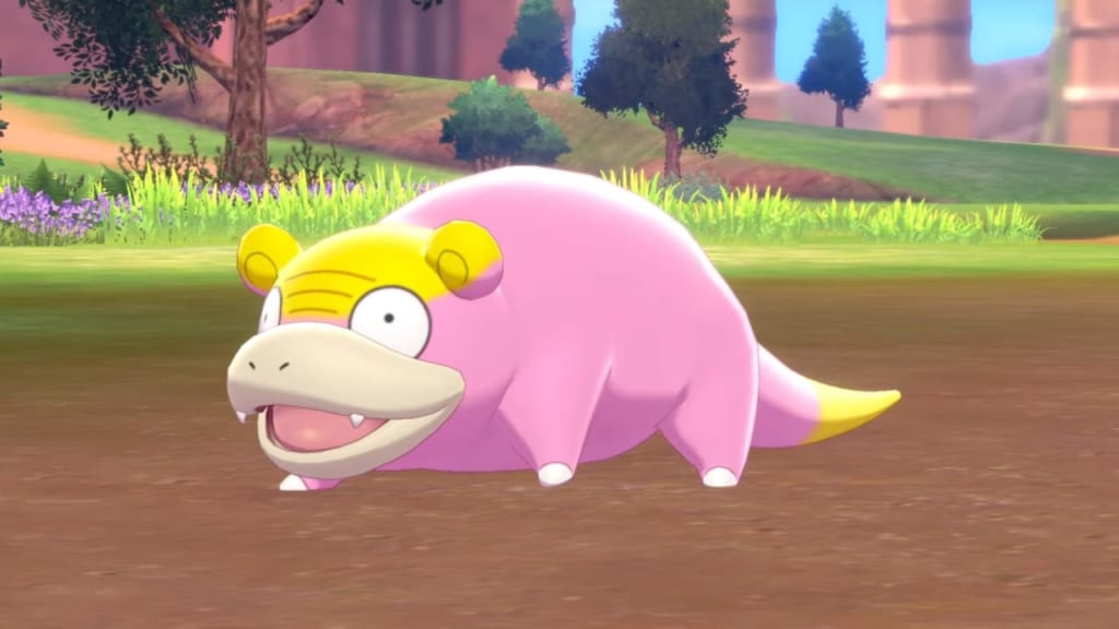 Pokemon Sword and Shield - How to Acquire Galarian Slowpoke