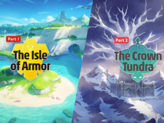 Pokemon Sword and Shield - Expansion Pass The Isle of Armor and The Crown Tundra