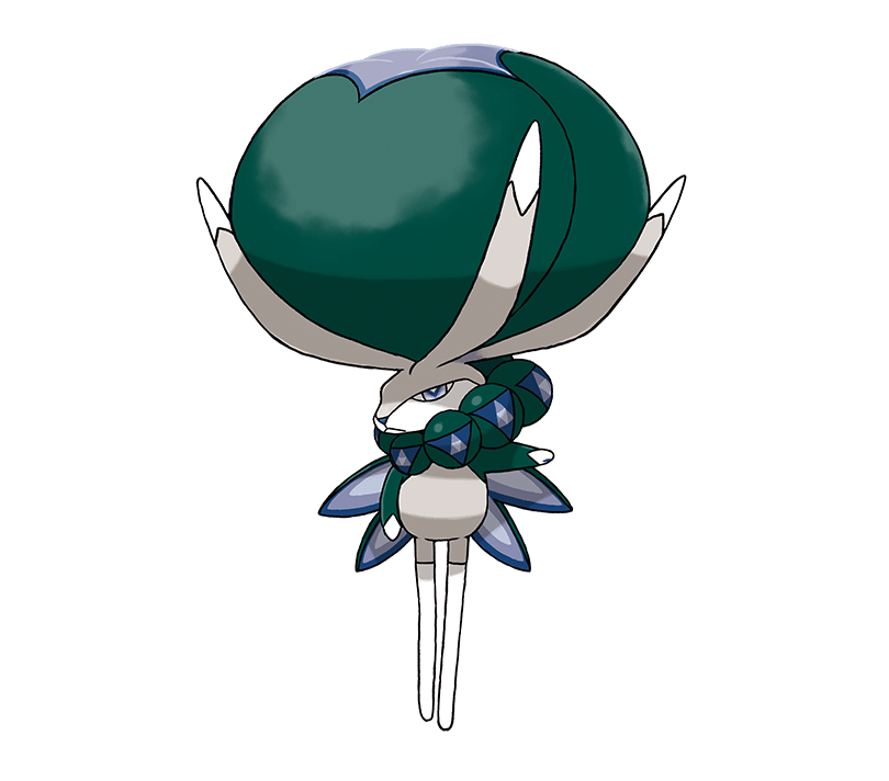 Pokemon Sword and Shield - Calyrex