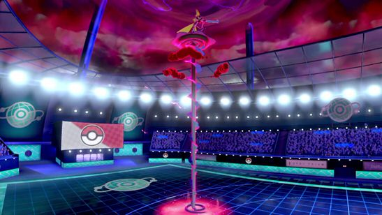 Pokemon Sword and Shield - Gigantamax Intelleon