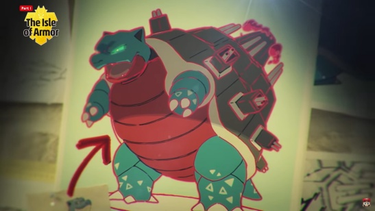Pokemon Sword and Shield - Gigantamax Venusaur