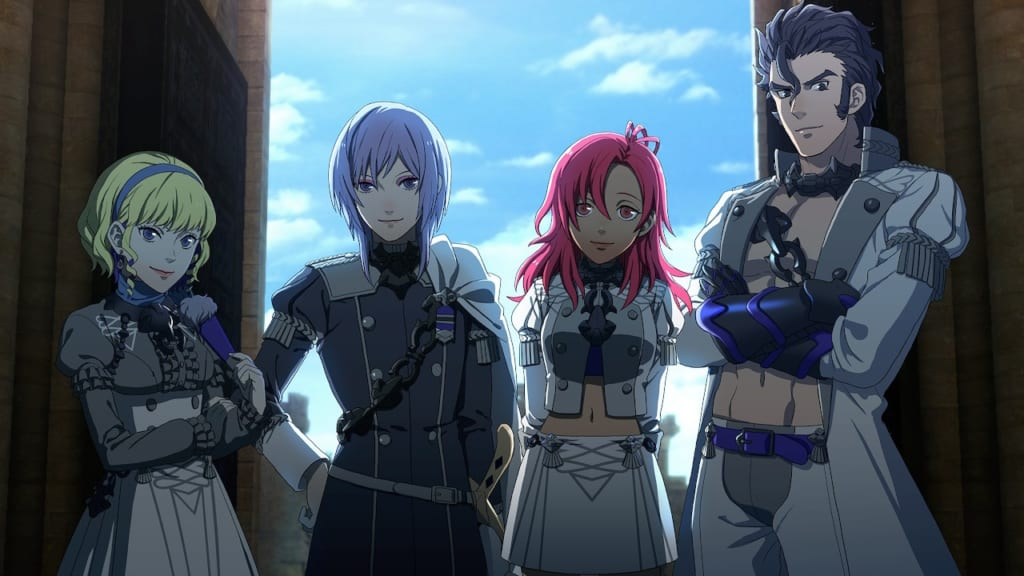 Fire Emblem: Three Houses - Unlocking the Abyss and the Ashen Wolves in the Main Game