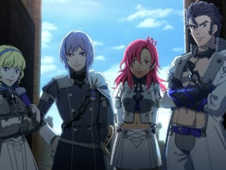 Fire Emblem: Three Houses - Ashen Wolves End Screen