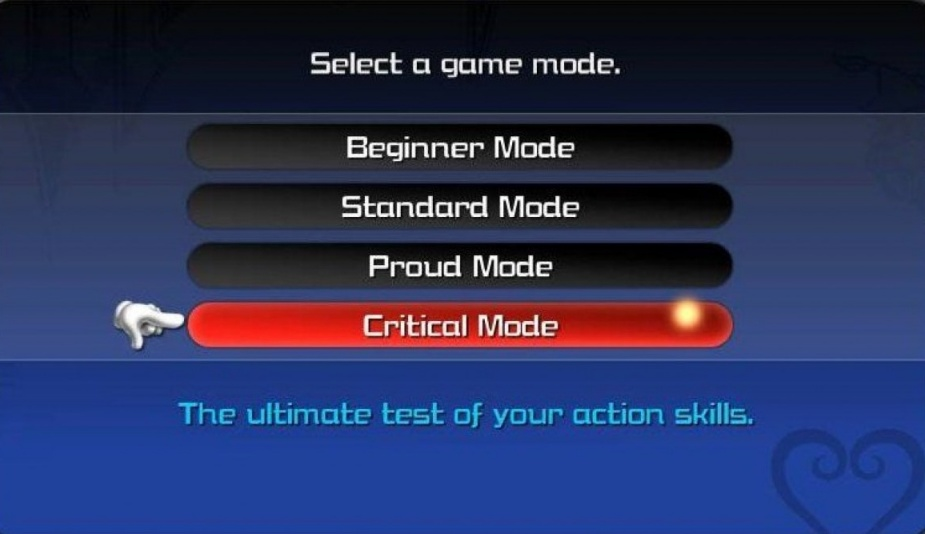 Kingdom Hearts 3 Remind - Critical Mode Guide