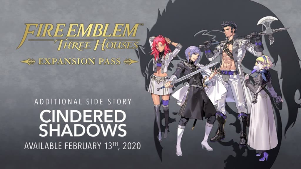 Fire Emblem: Three Houses - Cindered Shadows DLC Side Story Implements Preset Classes and Skills