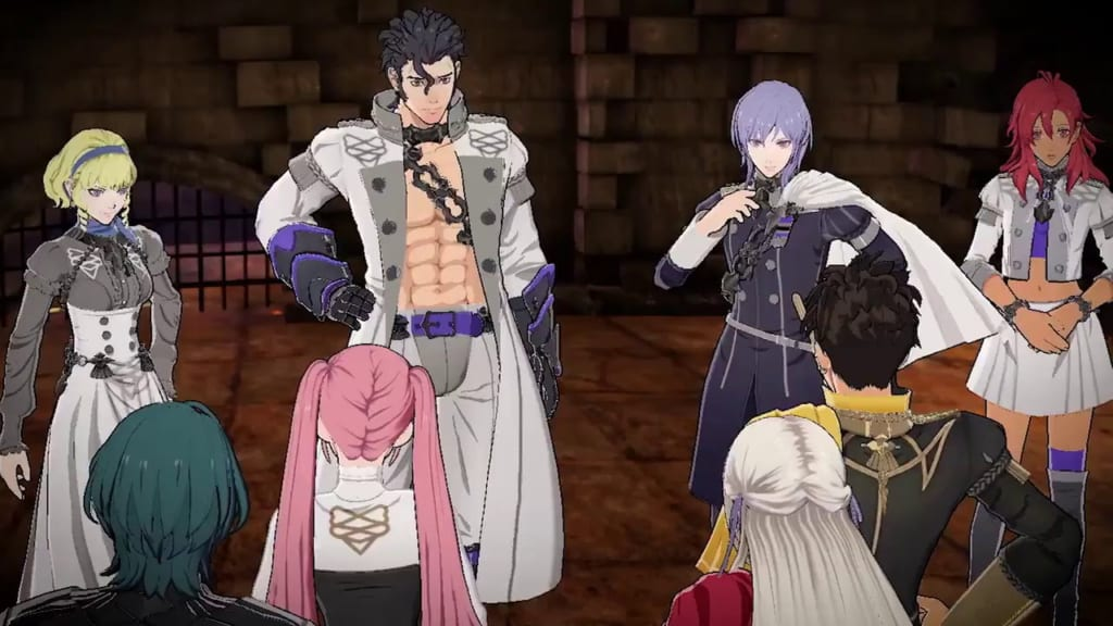 Fire Emblem: Three Houses - Ashen Wolves Best Classes