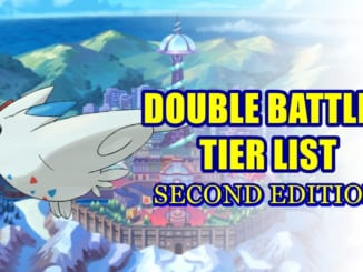 Pokemon Sword and Shield - Double Battles Tier List (Second Edition)
