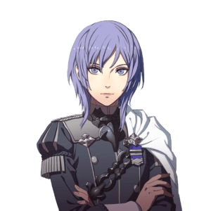 Fire Emblem Three Houses - Yuri