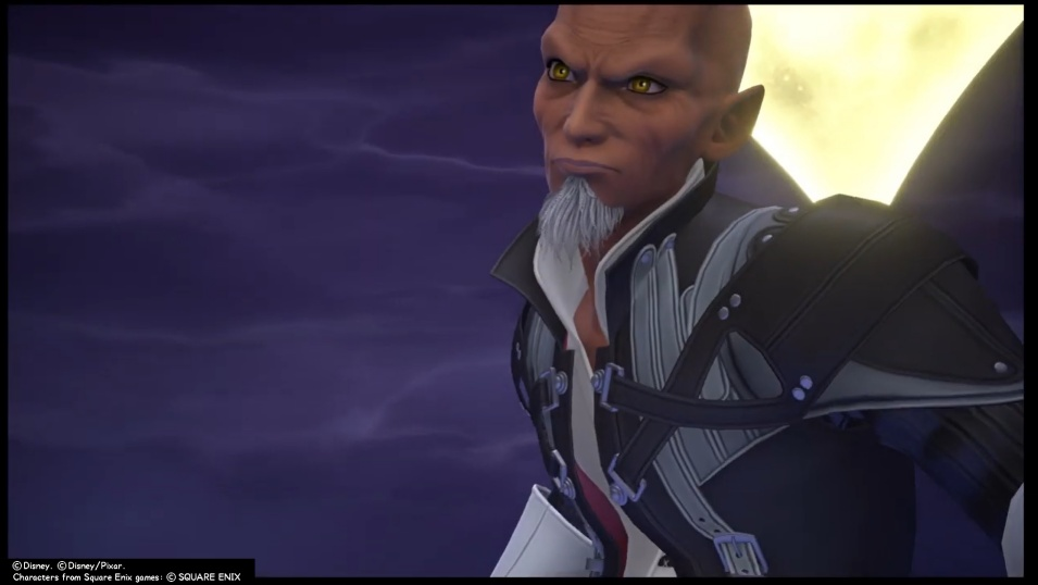 Kingdom Hearts 3 Remind - Master Xehanort Limit Cut Episode Guide