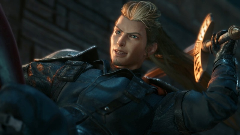 Final Fantasy 7 Remake - Who is Roche?