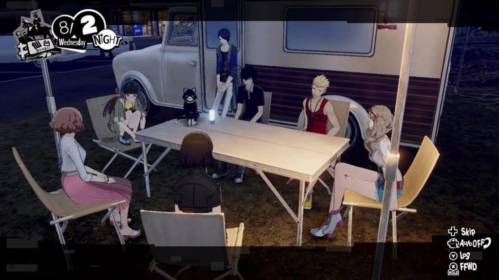 Persona 5 Strikers - Requests Unlocked