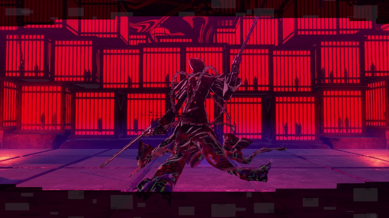 Persona 5 Strikers - Okinawa Jail Strong Shadow Reaper