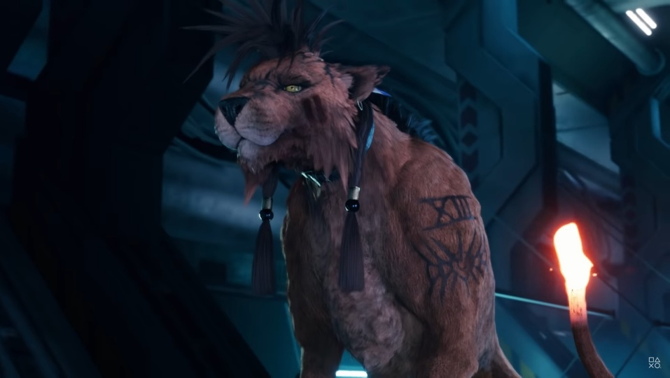 Final Fantasy 7 Remake - Red XIII