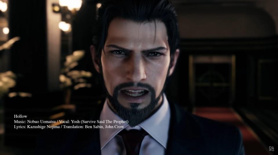 Final Fantasy 7 Remake - Reeve Tuesti