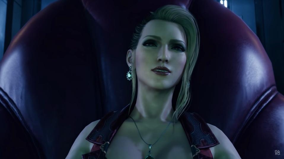 Final Fantasy 7 Remake - Scarlet