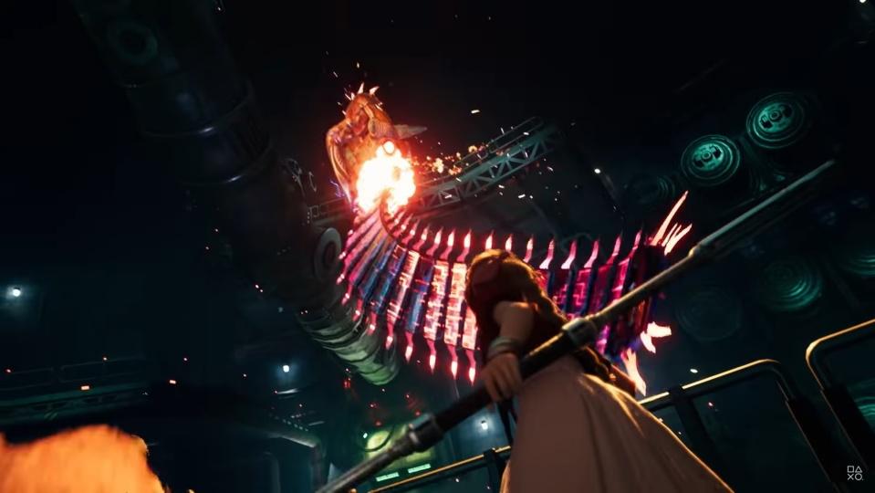 Final Fantasy 7 Remake - Gi Nattak