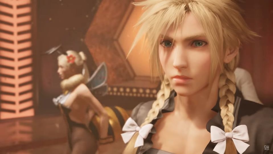 Final Fantasy 7 Remake - More Characters in Latest Trailer