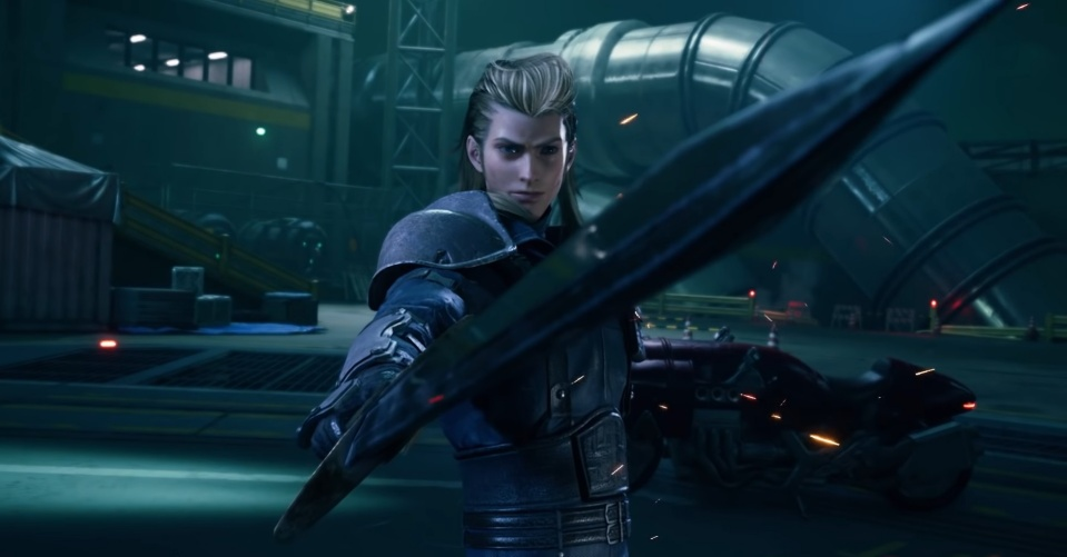Final Fantasy 7 Remake - New and Altered Scenes
