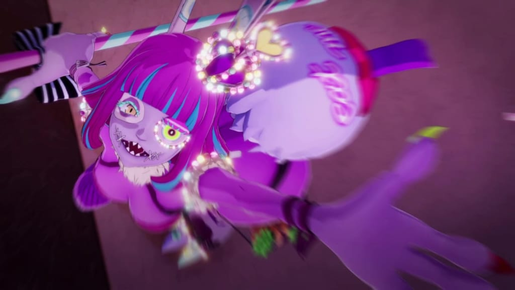 Persona 5 Strikers - Shibuya Jail Shadow Alice Hiiragi Mad Rabbit Alice Jail King Monarch Boss Strategies