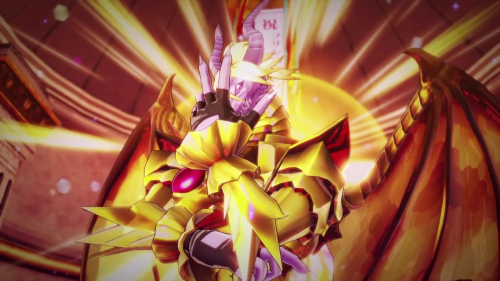 Persona 5 Strikers - Sendai Jail Shadow Ango Natsume Nightmare Dragon Ango Jail King Monarch Boss Guide