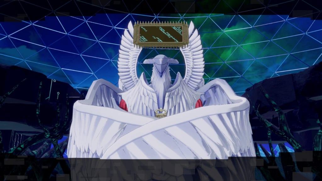 Persona 5 Strikers - Tree of Knowledge False God Demiurge First Form King Monarch Final Boss Strategies