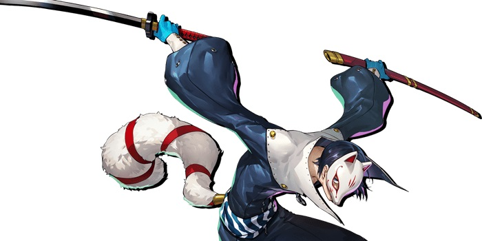 Persona 5 Strikers - Fox