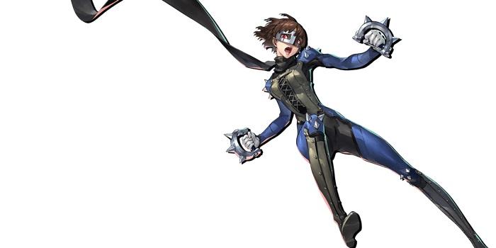 Persona 5 Strikers - Queen