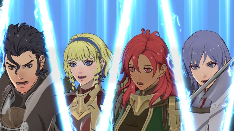 Fire Emblem Three Houses - New Classes in Cindered Shadows DLC