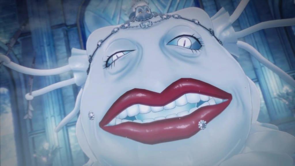 Persona 5 Strikers - Sapporo Jail Shadow Mariko Hyodo Snow Empress Mariko Jail King Monarch Boss Strategies