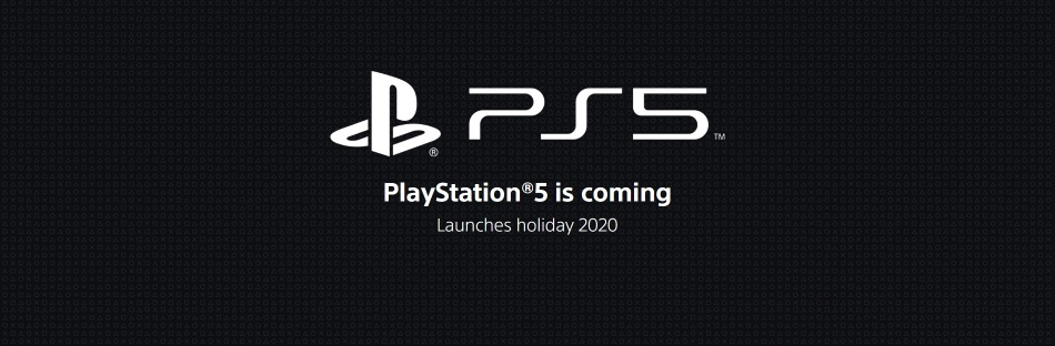 Sony PlayStation 5 Website Launched