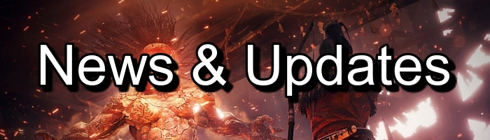 Nioh 2 - news and updates banner