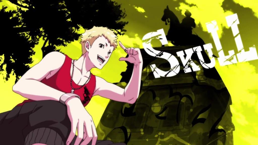 Persona 5 Strikers - Ryuji Sakamoto Skull Character Guide