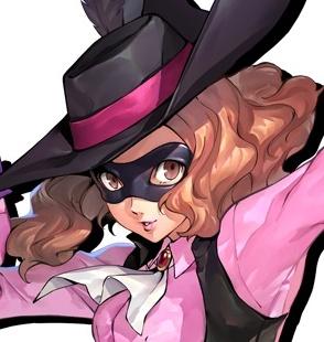 Persona 5 Scramble - Haru Character Profile
