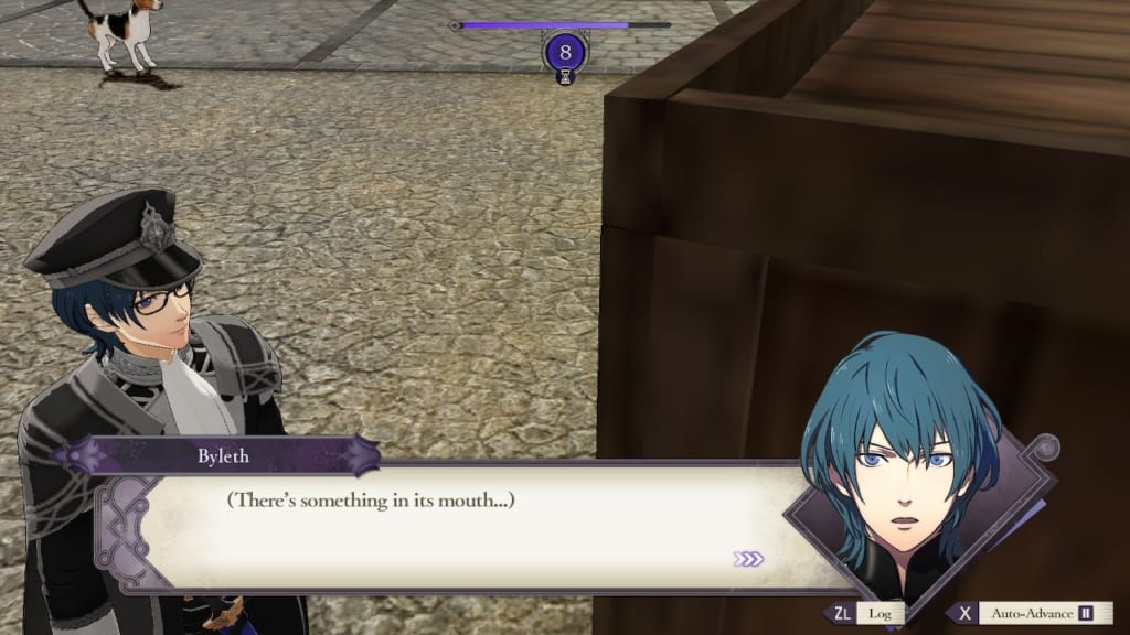 Fire Emblem: Three Houses - Animal Feeding Rewards
